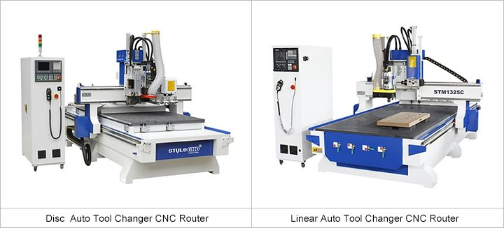 ATC CNC Routers for woodworking
