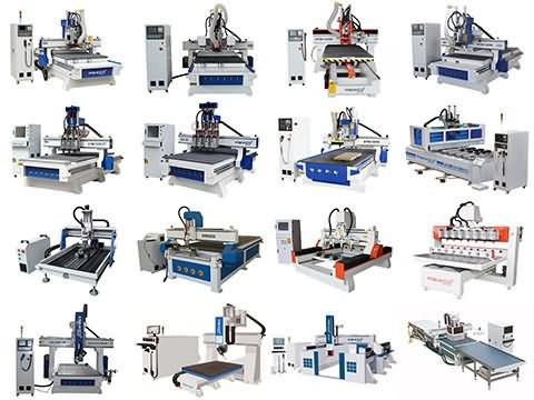 STYLECNC® CNC Routers for Woodworking