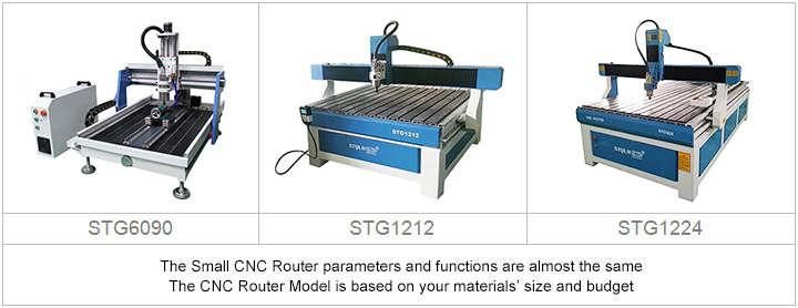 Small CNC Routers