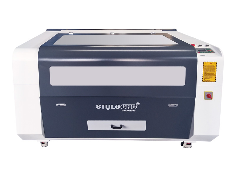 Wood laser cutting machine