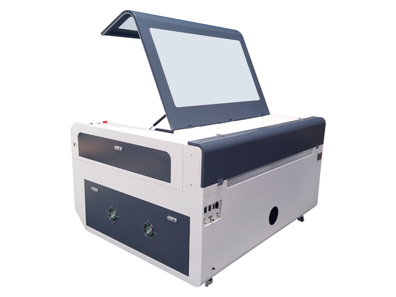 The Fourth Picture of 100W Laser Wood Cutting Machine for Sale with CO2 Laser Source