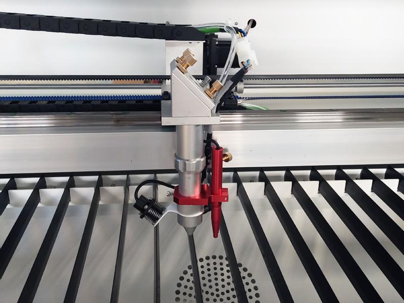 Laser Head of 100W CO2 Laser Wood Cutting Machine