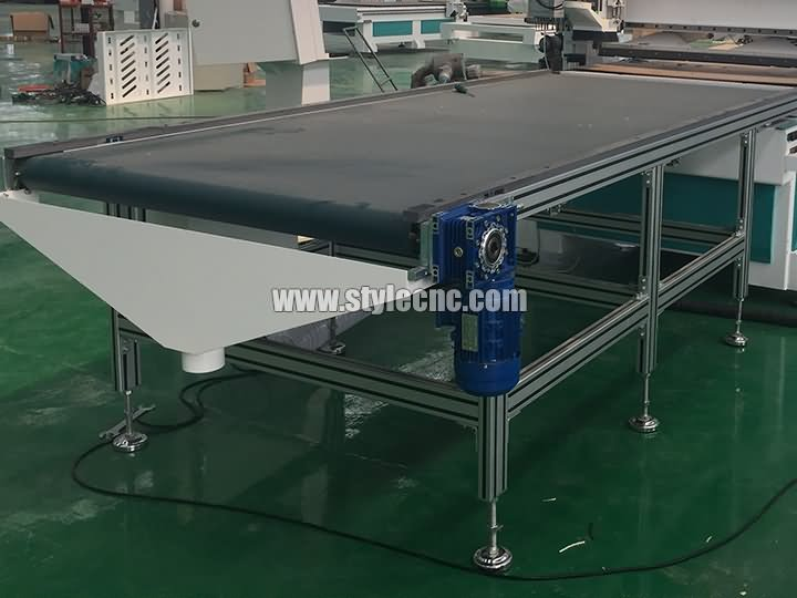 The Fourth Picture of Auto Feeding CNC Machine Panel Furniture Production Line