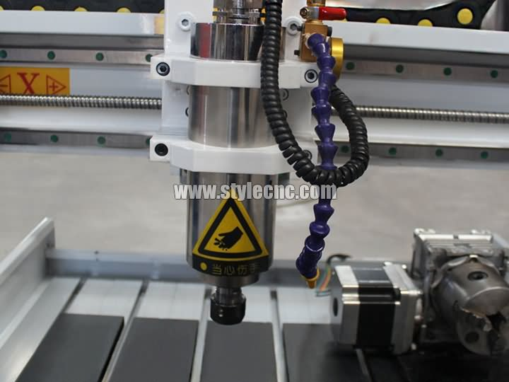 Mini Desktop CNC Router Spindle