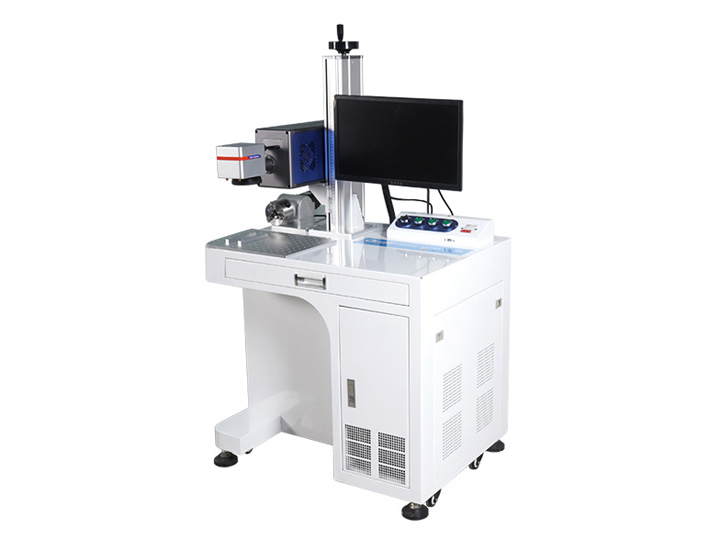 The Second Picture of Desktop Laser Engraving Machine for sale