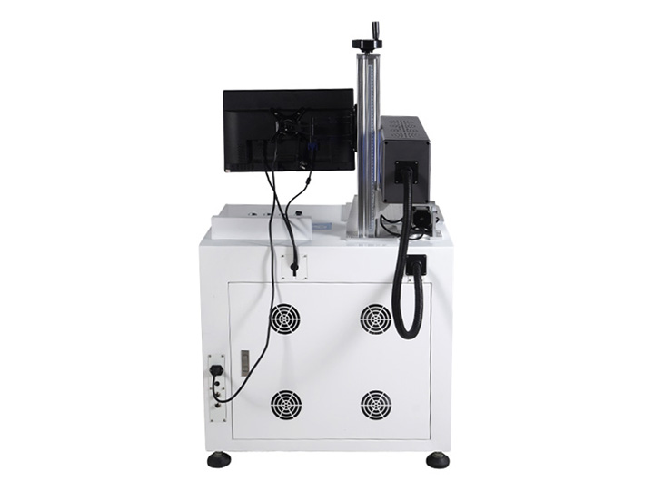 The Third Picture of Desktop Laser Engraving Machine for sale