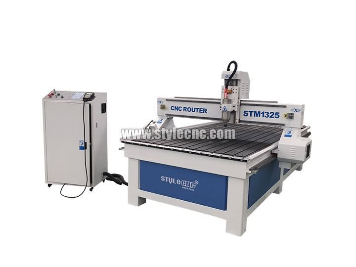 Standard 1325 model woodworking machine for MDF cutting