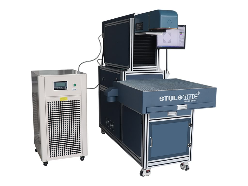 3D Dynamic Focus RF CO2 Laser Marking/Engraving/Cutting Machine