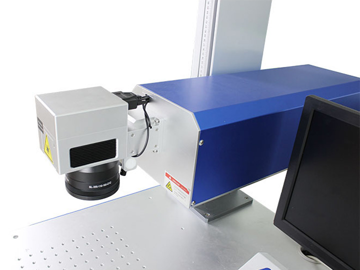 The Third Picture of UV Laser Marking System for Plastic, Silicon, Glass, Ceramic