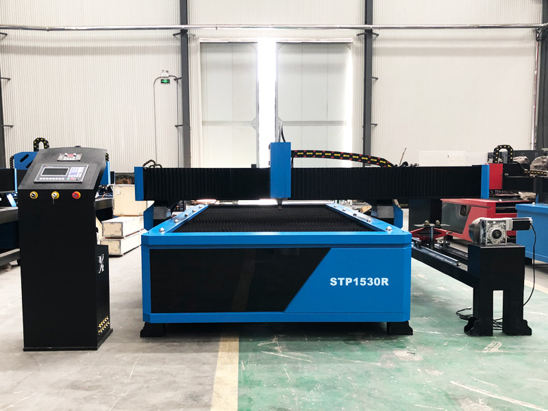 The Second Picture of 5x10 Hypertherm Metal Pipe/Tube Plasma Cutter for sale with affordable price