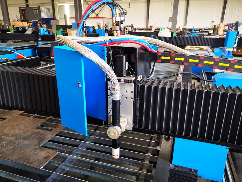 The Third Picture of 5x10 Hypertherm Metal Pipe/Tube Plasma Cutter for sale with affordable price