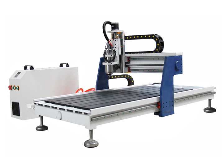 STG6012 CNC router with 2x4 table size