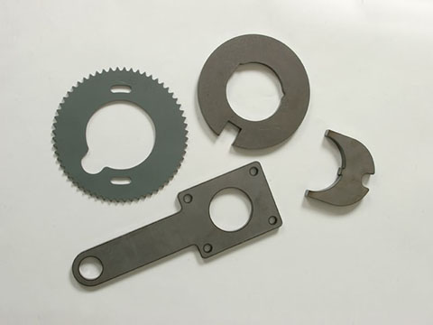 Metal laser cutting machine applications and samples