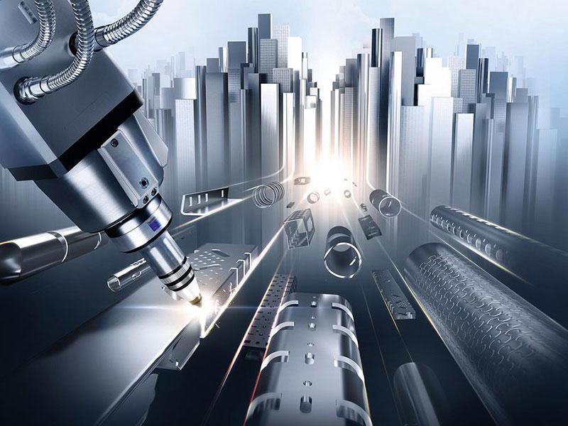 Laser cutting materials