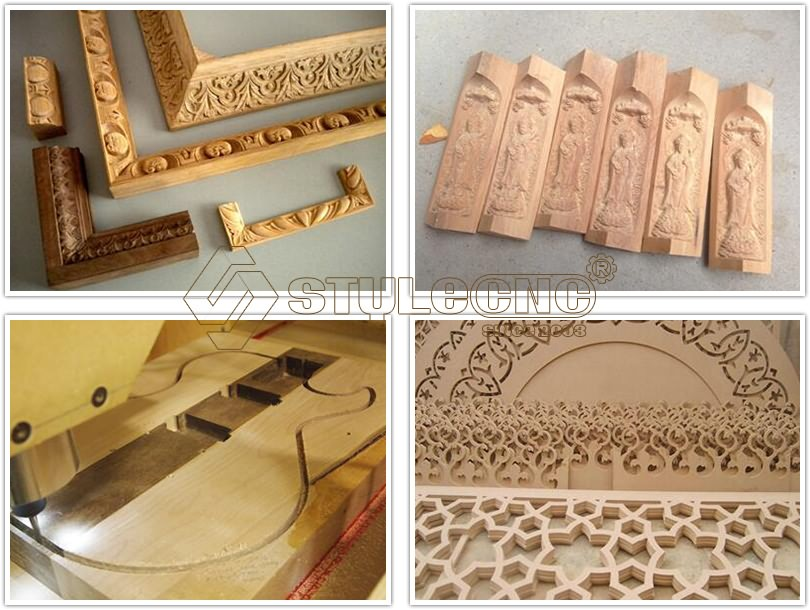 Automatic tool changer CNC router projects
