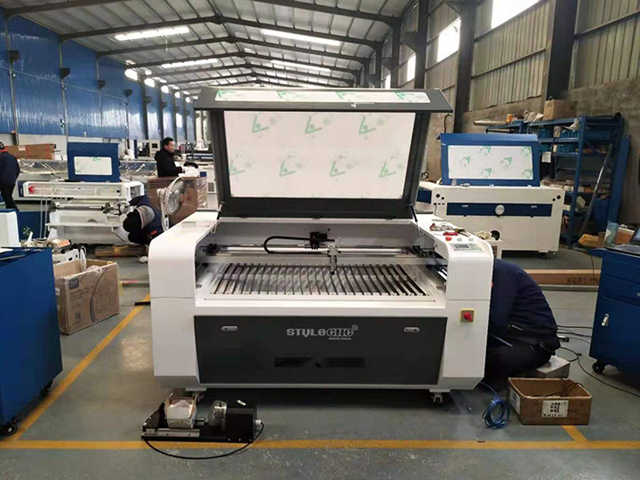 The Fifth Picture of STYLECNC® Laser Wood Cutter from China Manufacturer