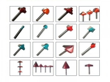 A Guide to CNC Router Tools and CNC Router Bits