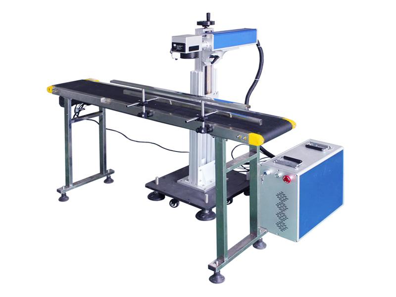 Online Flying Laser Marking Machine