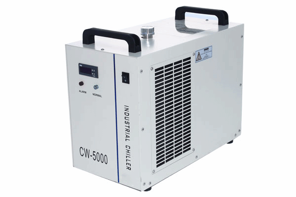 Water Chiller CW5000 for CO2 Laser Tube