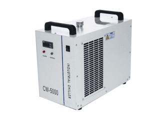 <b>Water chiller CW5000 for 100W laser tube</b>