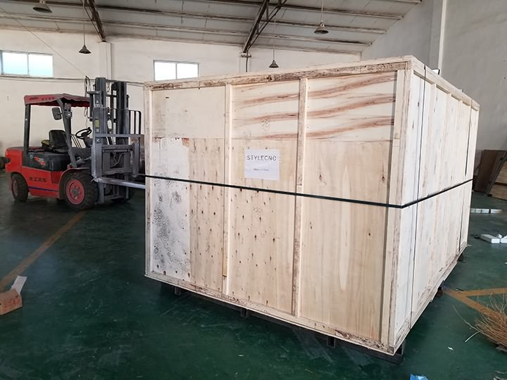 wood cnc router package