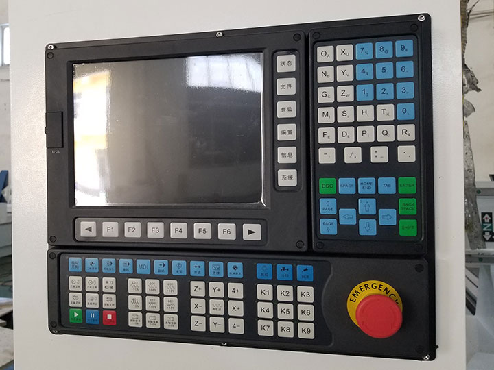 Syntec control system