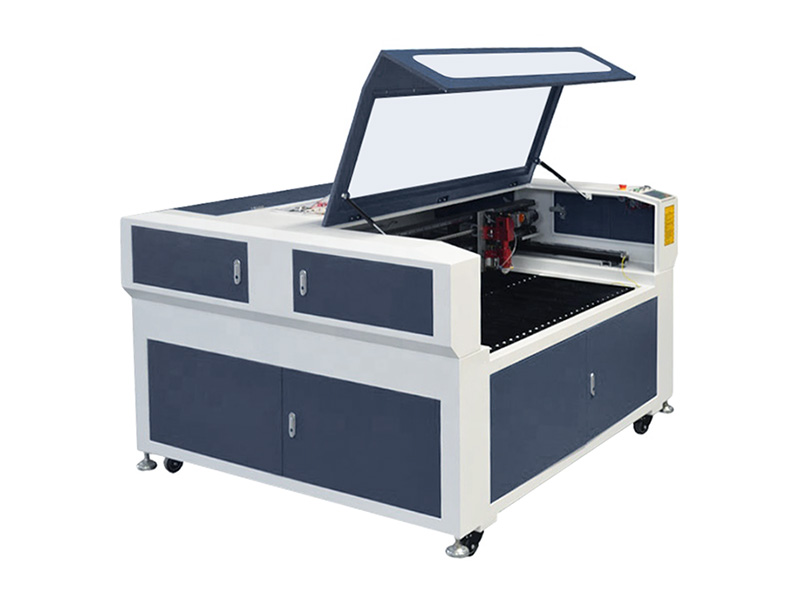 The First Picture of Mixed Metal and Nonmetal Laser Cutting Machine for Sale