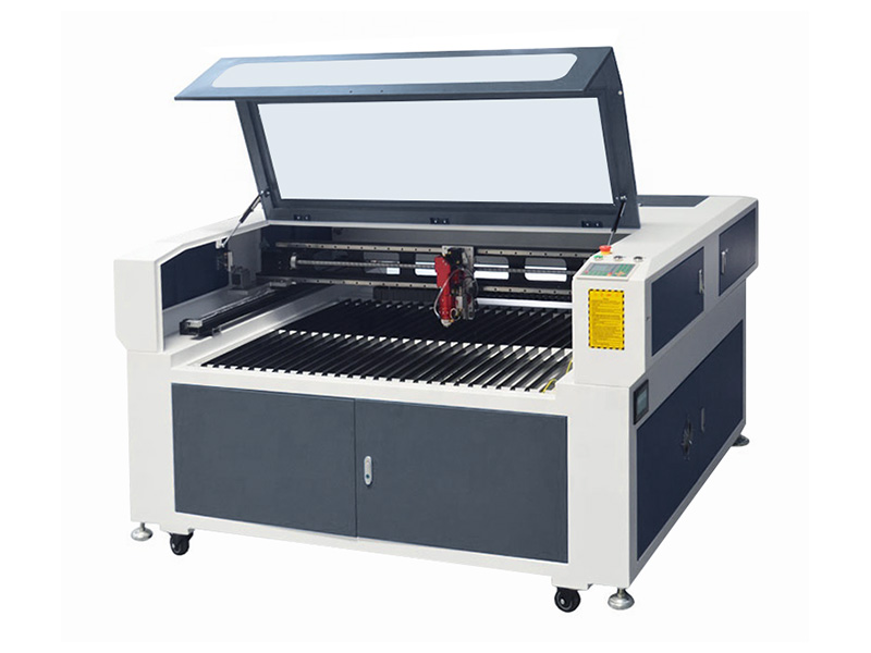 The Second Picture of Mixed Metal and Nonmetal Laser Cutting Machine for Sale