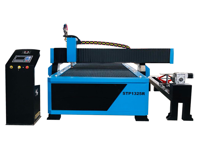 Industrial CNC Plasma Table with Flame Cutting Torch for Sale