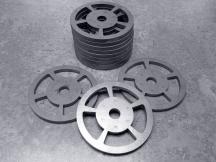 1000W Fiber Laser Cutting Machine Samples
