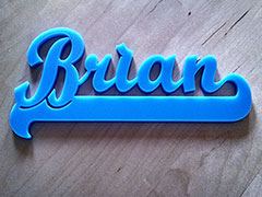 Acrylic laser cutting machine samples