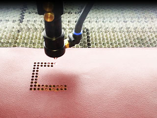 CO2 Laser Cutting Leather Projects