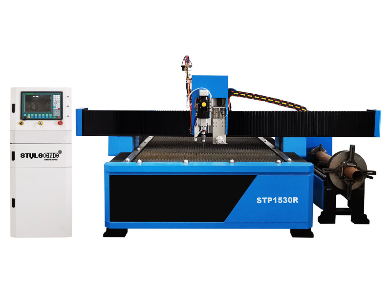 Square&round tube CNC plasma cutting machine