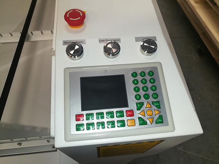 RD6332G panel control system