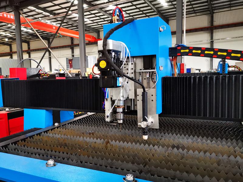 Square Round Tube Cnc Plasma Cutting Machine For Sale