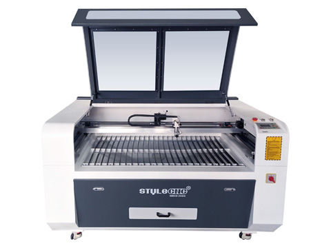 STJ1490 Acrylic Laser Cutting Machine for sale with reasonable price