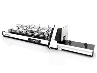 Metal pipe and tube laser cutting machine STJ2060F