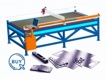 A Guide to Buy Your First CNC Plasma Cutting Machine