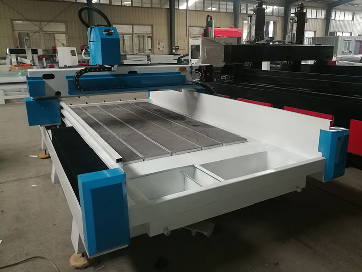 Stone CNC Machine for Headstone, Memorial Stone, Tombstone