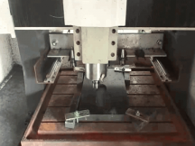 Auto tool changer shoe mould CNC making machine ATC