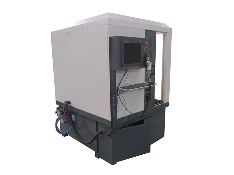 The Second Picture of CNC Metal Engraving Machine for iron, brass, copper and steel