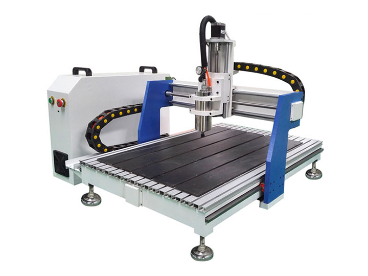 Mini Tabletop CNC Router for Small Business