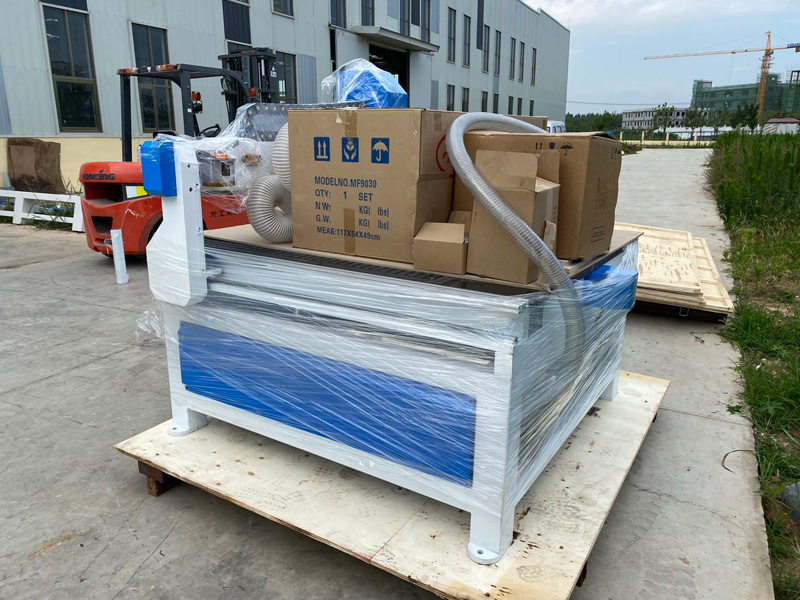 4x4 CNC router package