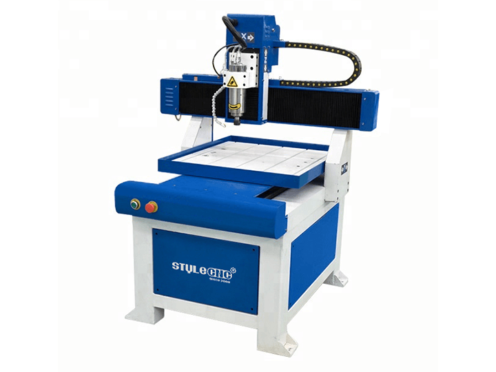 Small Entry Level CNC Router Kit for Beginners with 2x2 Moving Table