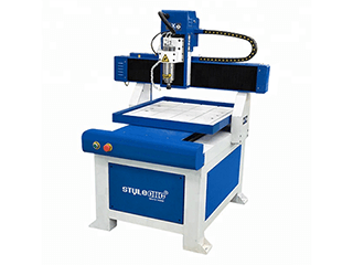 High Precision Small CNC Router with table moving