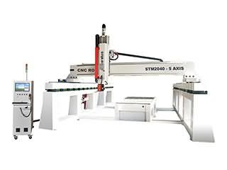 Large Gantry 5 Axis CNC Machine for Sale