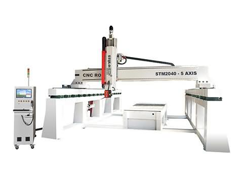 5 Axis CNC Machine with competitive price for sale