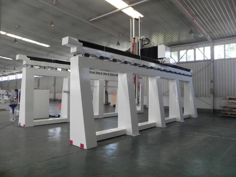 5 Axis Large Gantry CNC Router