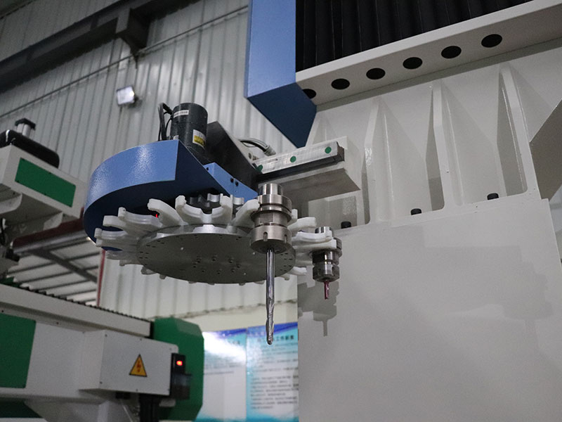 Automatic tool changer