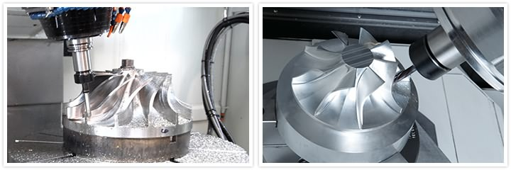 5 axis CNC projects